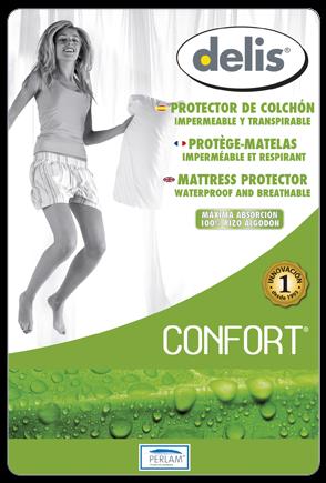 Funda colchon ajustable rizo algod n impermeable transpirable - Funda protectora colchon ...