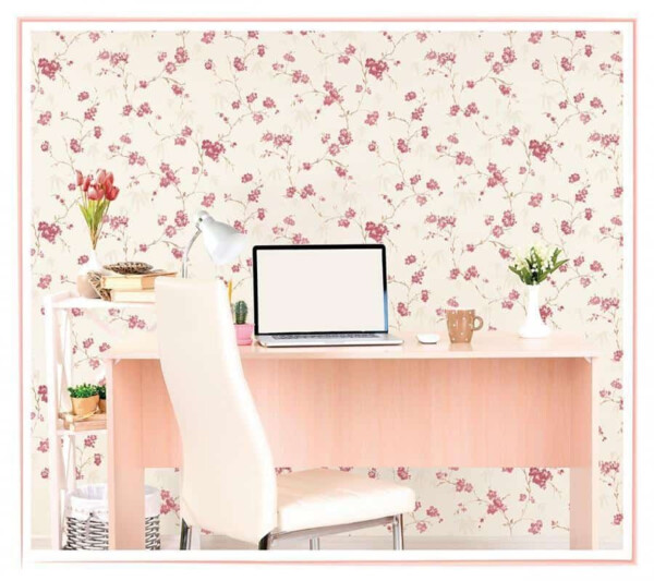 "PAPEL PINTADO FLORAL ""WATERCOLORS"" (1)"